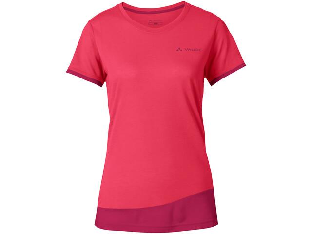 VAUDE Sveit T-Shirt Femme, bright pink
